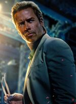Aldrich Killian (Earth-199999) from Iron Man 3 (film) poster 003
