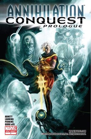 Annihilation Conquest Prologue Vol 1 1