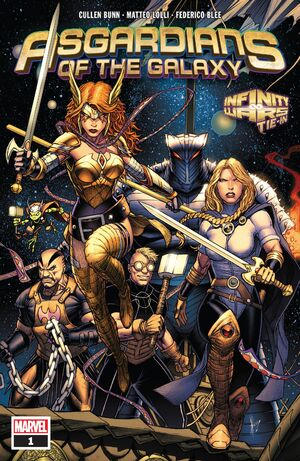 Asgardians of the Galaxy Vol 1 1