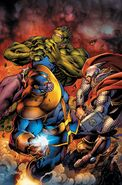 Avengers Assemble Vol 2 8 Textless