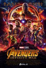 Avengers Infinity War poster 002
