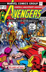 Avengers Vol 1 142