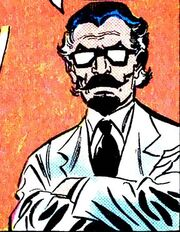 Ballinger (Earth-616) from Peter Parker, The Spectacular Spider-Man Vol 1 4 001