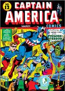 Captain America Comics Vol 1 12
