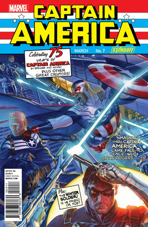 Captain America Sam Wilson Vol 1 7