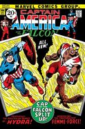 Captain America Vol 1 144