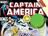 Captain America Vol 1 314
