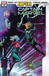 Captain Marvel Vol 10 19