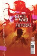 Civil War II Ulysses Vol 1 1 Sorrentino Variant