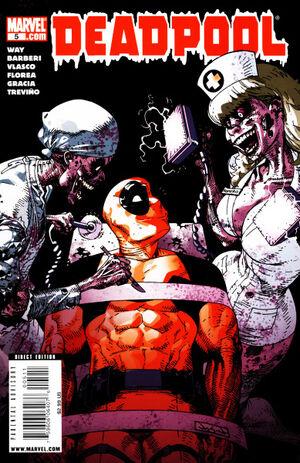 Deadpool Vol 4 5