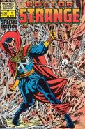 Doctor Strange Special Edition Vol 1 1