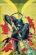 Fear Itself Monkey King Vol 1 1 Textless