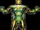 Iron Lantern Armor