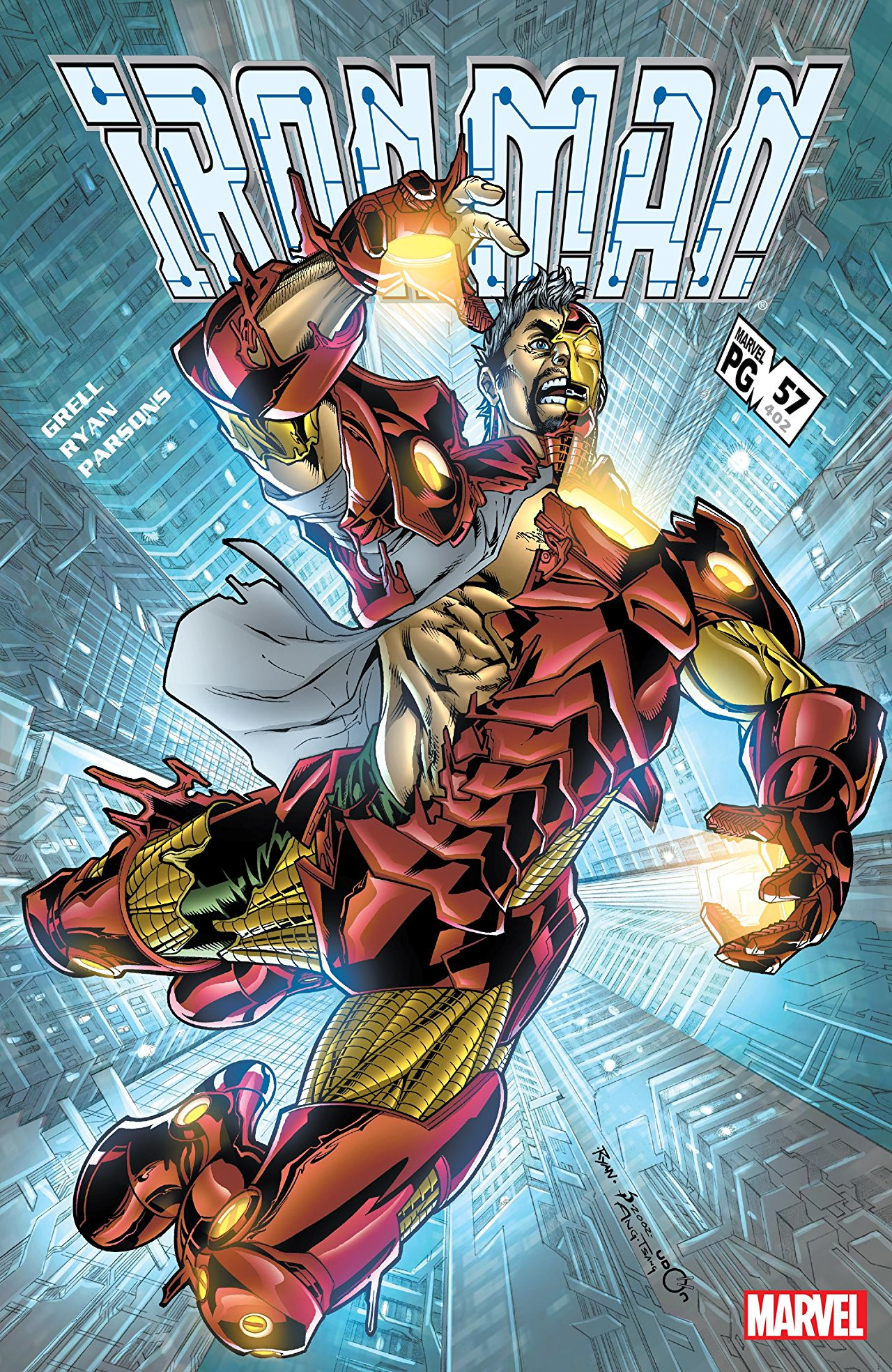 Iron Man Vol 3 57