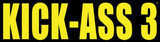 Kick-ass 3 Logo 01