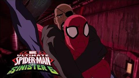 Ultimate Spider-Man (Animated Series) Season 4 1
