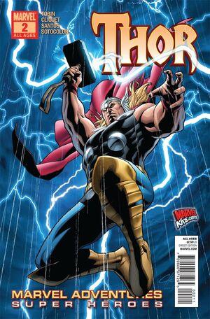 Marvel Adventures Super Heroes Vol 2 2