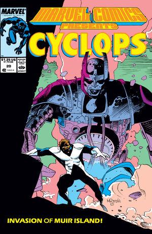 Marvel Comics Presents Vol 1 20