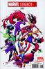Marvel Legacy Vol 1 1 Women of Marvel Variant