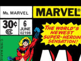 Ms. Marvel Vol 1 6