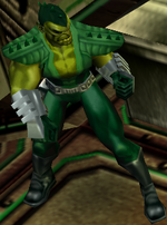 Paibok (Earth-6109) from Marvel Ultimate Alliance 002
