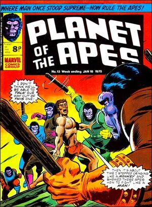 Planet of the Apes (UK) Vol 1 13