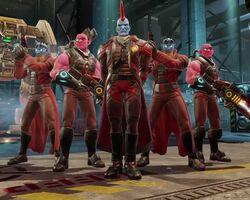 Ravagers (Earth-TRN670) from Marvel Strike Force