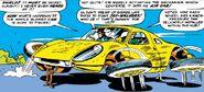 S.H.I.E.L.D. Flying Car from Strange Tales Vol 1 135
