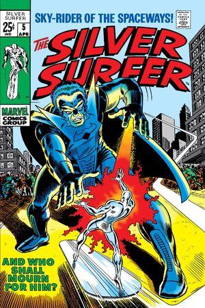 Silver Surfer Vol 1 5
