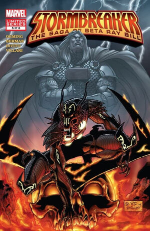 Stormbreaker The Saga of Beta Ray Bill Vol 1 5