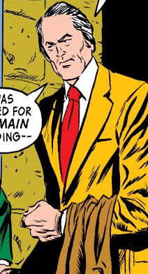 Tyler Stuart (Earth-616) from Hero for Hire Vol 1 1 001