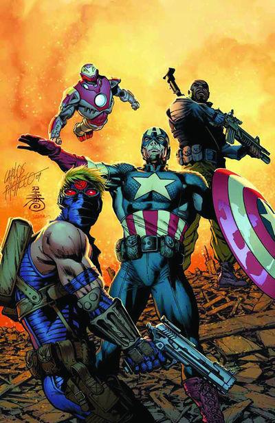 Ultimate Comics Avengers Vol 1 1 Textless.jpg