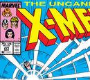 Uncanny X-Men Vol 1 221