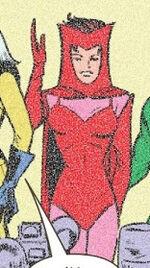 Wanda Maximoff (Earth-17122) from Avengers Vol 1 676 0001