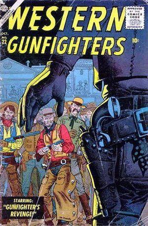 Western Gunfighters Vol 1 22