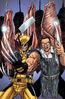 Wolverine In the Flesh Vol 1 1 Textless