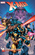 X-Men X-Cutioner's Song TPB Vol 1 1
