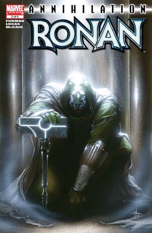 Annihilation Ronan Vol 1 2