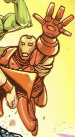 Anthony Stark (Earth-88201) from Avengers Halloween Special Vol 1 1 001