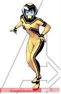 Avengers Academy Vol 1 3 Textless McKone Variant