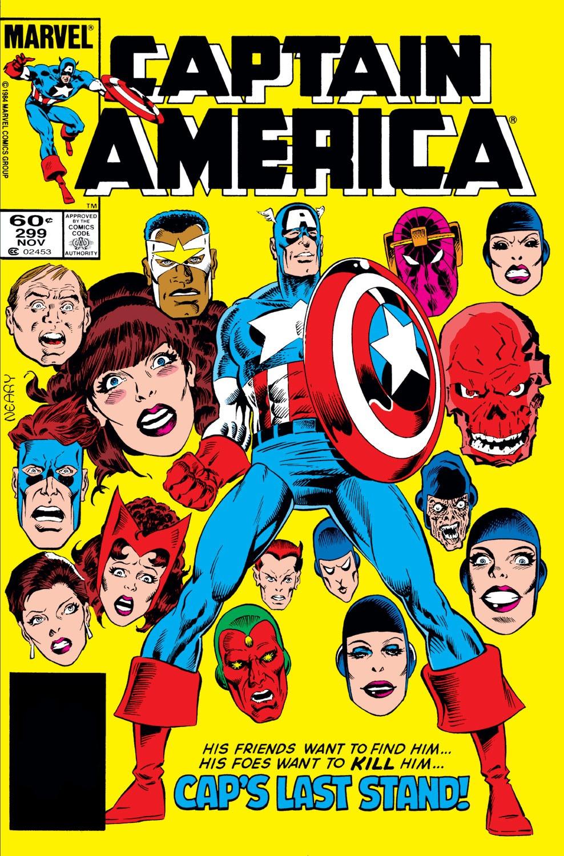 Captain America Vol 1 299