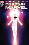 Captain Marvel The End Vol 1 1
