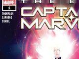 Captain Marvel: The End Vol 1 1