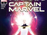 Captain Marvel: The End Vol 1 1