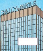 Daily Bugle Building from Spidey Vol 1 9 001