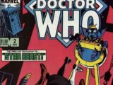Doctor Who Vol 1 2