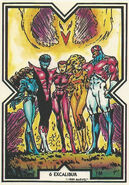 Excalibur (Earth-616) from Excalibur Trading Cards 0002
