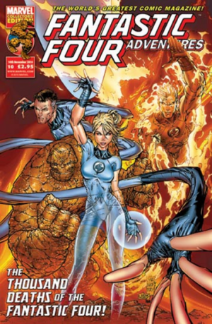 Fantastic Four Adventures Vol 2 10