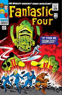 Fantastic Four Vol 1 49