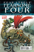 Fear Itself Fearsome Four Vol 1 2